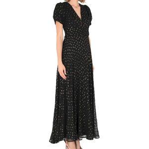 ⚡️RARE⚡️Free people Wanderer black maxi dress